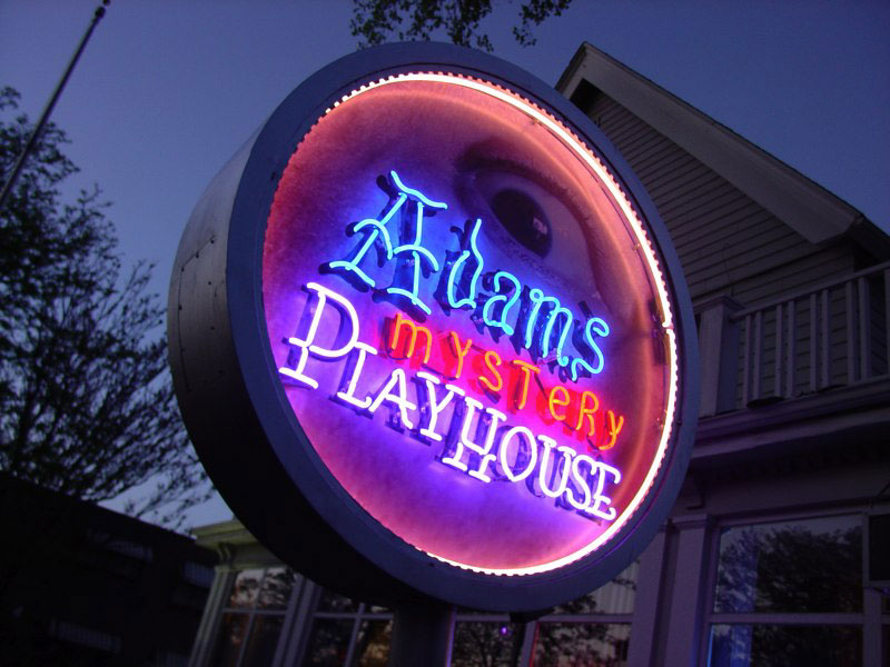 Adams Mystery Playhouse, 2406 N. Federal Blvd., Denver, CO 80211
