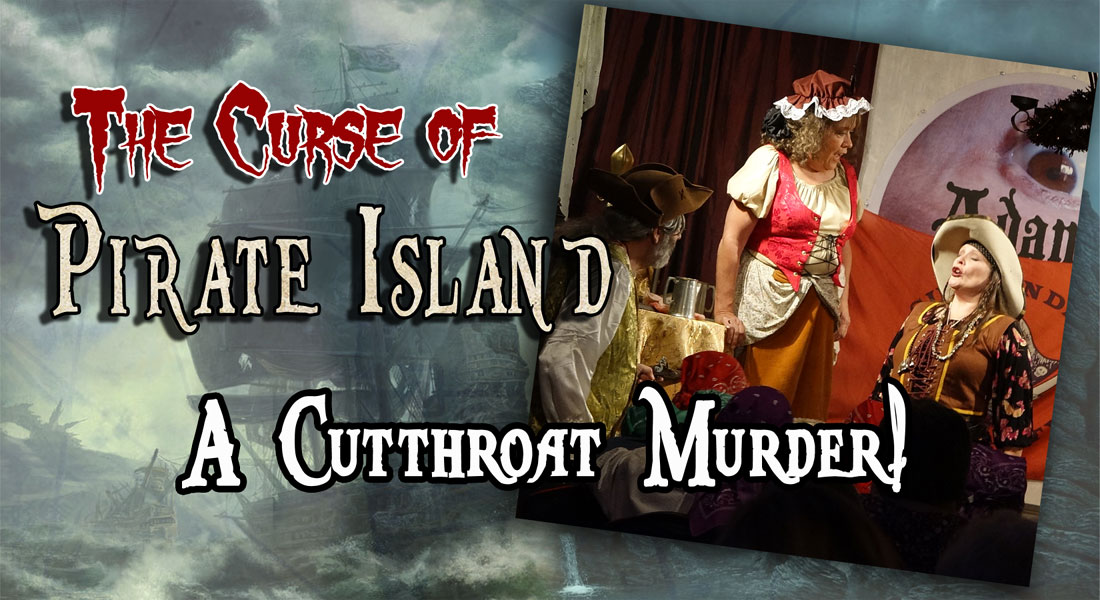 The Curse of Pirate Island
